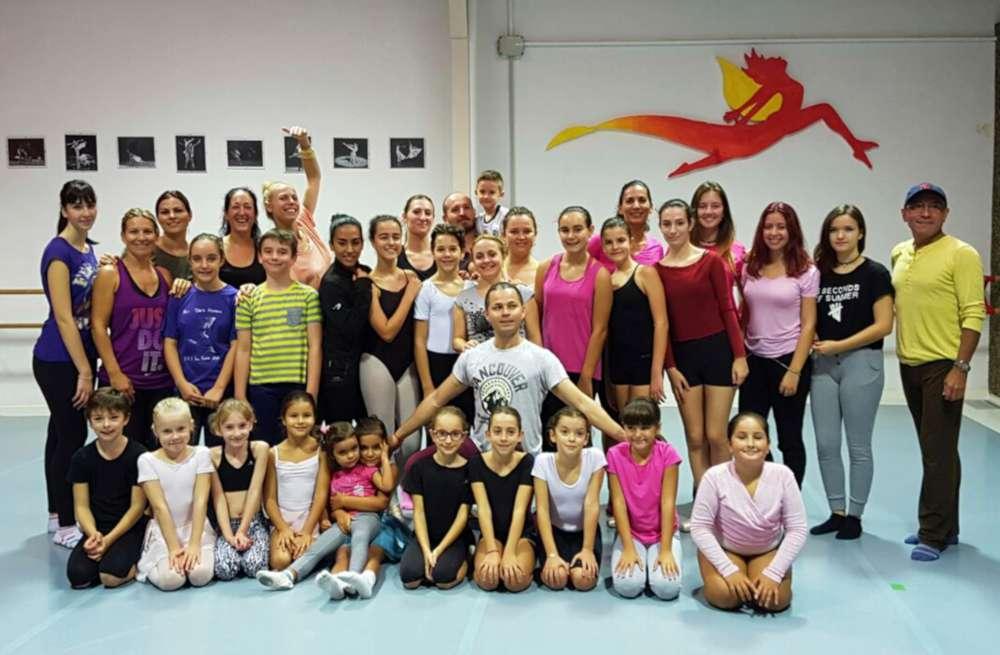 Quinto Aniversario de Flama Escola de Dansa