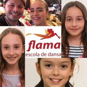 Flama Escola de Dansa concursa en el ANAPRODE Tarragona