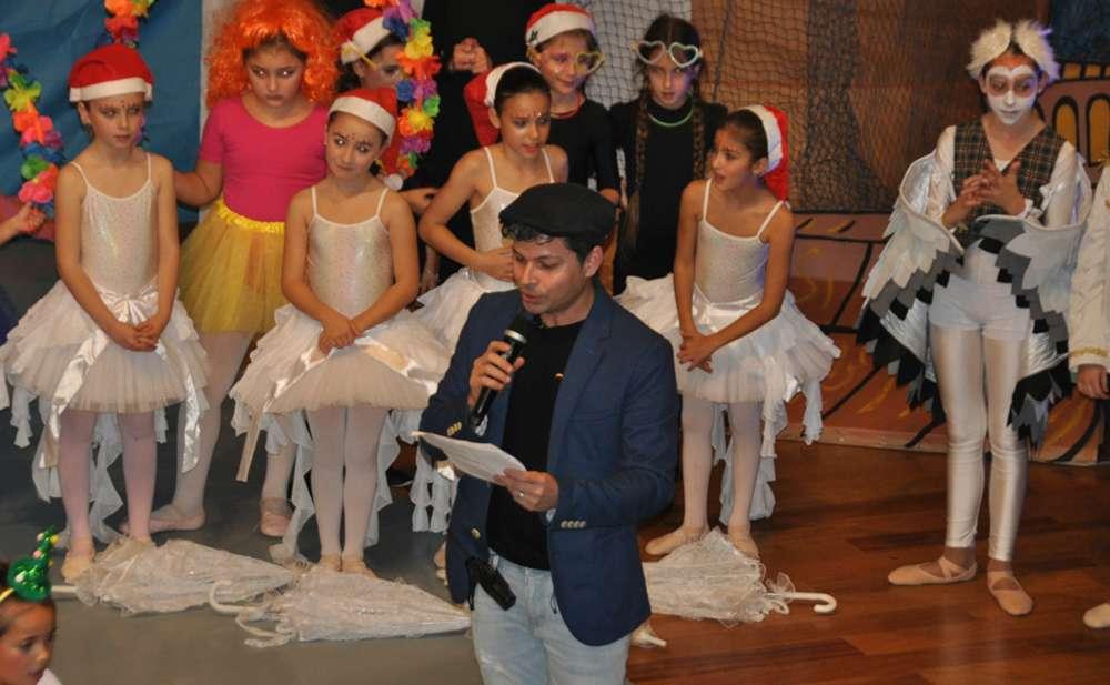 Flama Escola de Dansa dona la benvinguda al Nadal