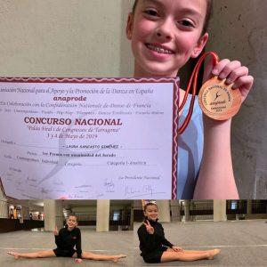 Flama Escola de Dansa en el ANAPRODE de Tarragona