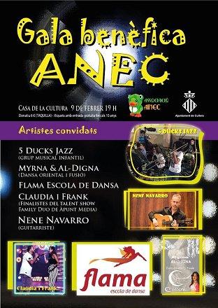Gala Benefica ANEC