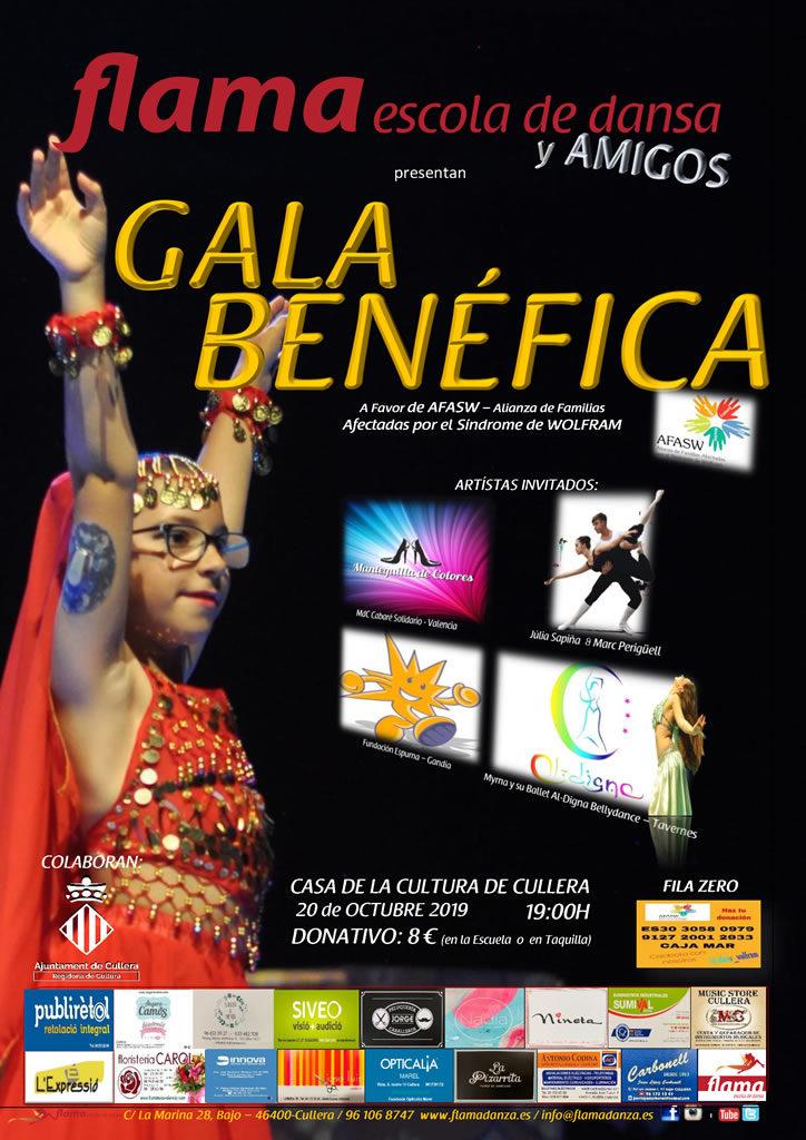 Gala Benéfica Flama y amigos